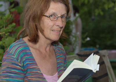 Sabine Brand, Verlegerin in Hildesheinm