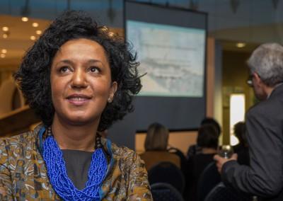 Touria Alaoui, Malerin