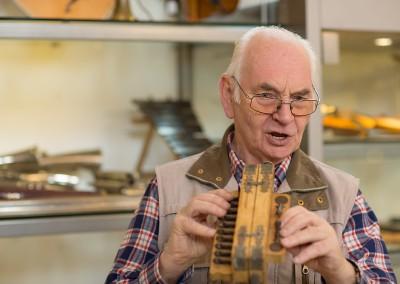 Rolf Irle, Musikethnologe; Zentrum für Weltmusik an der Universität Hildesheim