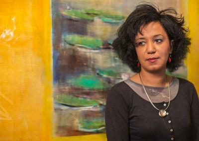 Touria Alaoui, Malerin www. ars-alaoui.de