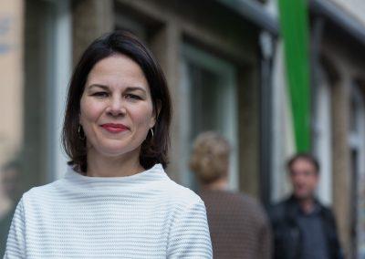 Annalena Baerbock, Bündnis90/Die Grünen